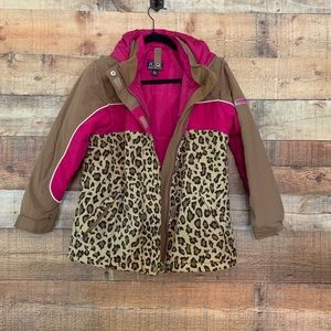Children's Place girl's coat, size large (10-12)